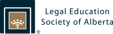 Legal Education Society of Alberta