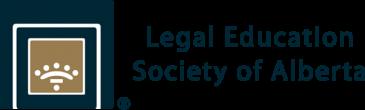 Legal Education Society of Alberta